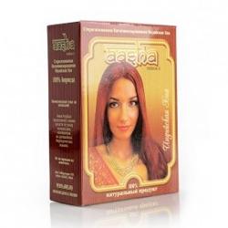 Хна стерилизованная витаминизированная Aasha Herbals 80г