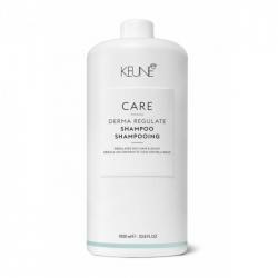 Keune Care Line Derma Regulate Shampoo - Шампунь себорегулирующий 1000 мл