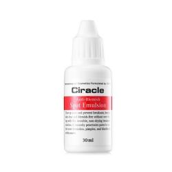 Ciracle Anti-Blemish Spot Emulsion - Эмульсия для проблемной кожи, 30 мл