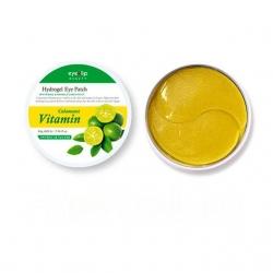 Eyenlip Calamansi Vitamin Hydrogel Eye Patch - Витаминные гидрогелевые патчи для глаз с экстрактом каламанси, 60шт
