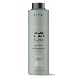 Lakme Teknia Organic Balance - Шампунь бессульфатный увлажняющий для всех типов волос, 1000мл