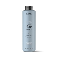 Lakme Teknia Body Maker Shampoo - Шампунь для придания объема волосам, 1000 мл