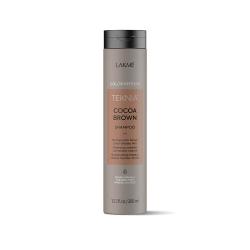 Lakme Teknia Refresh Cocoa Brown Shampoo - Шампунь для обновления цвета коричневых оттенков волос,300мл