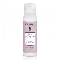 Alfaparf Milano Precious Nature Shampoo Recommended Curly Hair - Шампунь для кудрявых и вьющихся волос, 250 мл