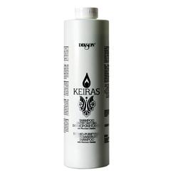 Dikson Keiras Shampoo Antiforfora Dermopurificante - Себобалансирующий шампунь против перхоти 1000 мл