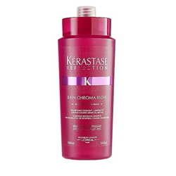 Kerastase Reflection Bain Chroma Riche - Шампунь-ванна для окрашенных и мелированных волос 1000 мл
