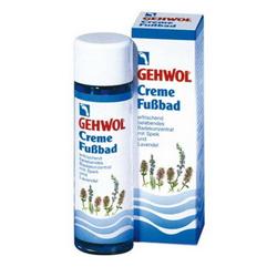 Gehwol Creme Fussbad - Крем-ванна для ног Лаванда 150 мл