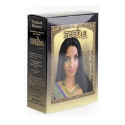 """Краска для волос травяная Aasha Herbals """"Черный индиго"""" 6х10г"""