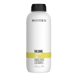 Selective Balsamo Al Semi Di Lino - Бальзам питательный «Семя льна» 1000 мл