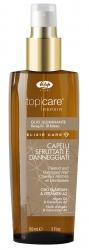 Lisap Milano Top Care Repair Elixir Care Oil - Масло-эликсир для восстановления и придания сияющего блеска, 150мл