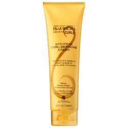 Alterna Bamboo Smooth Curls Anti-Frizz Curl-Defining Cream - Полирующий крем для возрождения кудрей, 133 мл