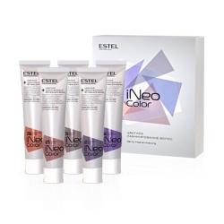 Estel Otium iNeo-Crystal - Набор для цветного ламинирования волос (5 цветных гелей)
