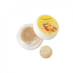 The Saem Saemmul Honey Lip Scrub Pot - Скраб для губ медовый в баночке, 7 г