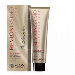 Revlon Professional Revlonissimo Colorsmetique - Краска для волос  1001  пеп. блонд. 60 мл