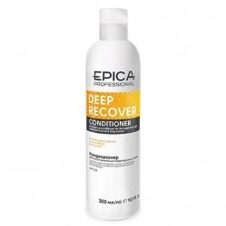 Epica Deep Recover Сonditioner - Кондиционер для восстановления поврежденных волос с маслом сладкого миндаля 300мл