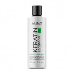 Epica Keratin Pro Conditioner - Кондиционер для реконструкции и глубокого восстановления волос 250мл