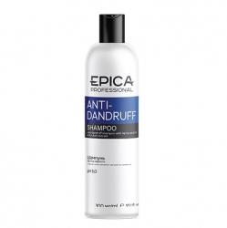 Epica Anti-dandruff Shampoo - Шампунь против перхоти с маслом семян конопли 300 мл