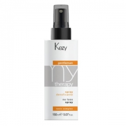 Kezy MyTherapy Gentelman Creatin Thickening Spray - Спрей от выпадения и для придания густоты, 150мл