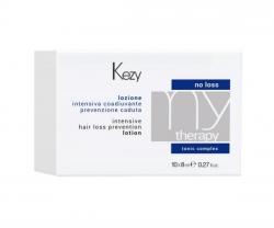 Kezy MyTherapy No Loss Hair-Loss Prevention Lotion - Лосьон Интенсивный против выпадения волос 10*8мл