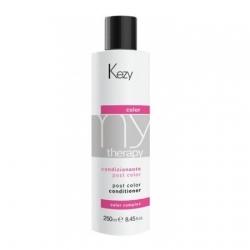 Kezy MyTherapy Post Color Conditioner - Кондиционер для окрашенных волос с экстрактом граната, 250мл