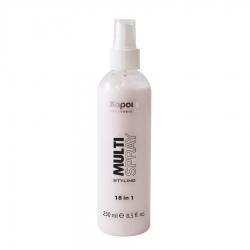 Kapous Professional Multi Spray - Мультиспрей для укладки волос 18-в-1, 250 мл