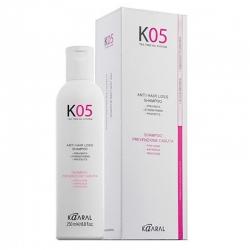 Kaaral К05 Shampoo Anticaduta - Шампунь против выпадения волос 250 мл