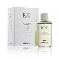 Kaaral К05 Gocce Pre-Treatment - Капли предварительного лечения 50 мл