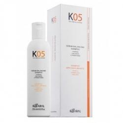 Kaaral К05 Shampoo Seboequilibrante - Шампунь для восстановления баланса секреции сальных желез 250 мл