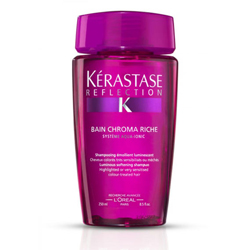 Kerastase Reflection Bain Chroma Riche - Шампунь-ванна для окрашенных и мелированных волос 250 мл