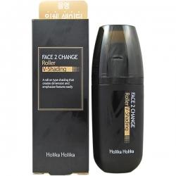 Holika Holika Face 2 Change Roller V-Shading -  Роликовый бронзатор, 18 мл