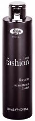 Lisap Milano Fashion Straightener - Разглаживающий крем для непослушных кудрявых волос, 200мл