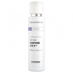 La Biosthetique Dermosthetique Shampooing Actif N - Клеточно-активный шампунь для тонких волос, 200 мл