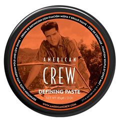 American Crew King Defining Paste Паста со средней фиксацией и низким уровнем блеска для укладки волос 85 г