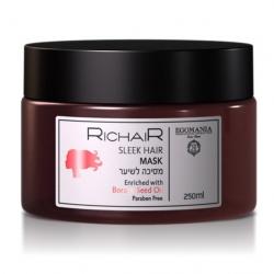Egomania Professional Richair - Маска для гладкости и блеска волос, 250 мл