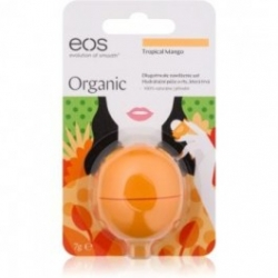 Eos Organic Lip Balm Smooth Sphere Tropical Mango - Бальзам для губ, 7гр
