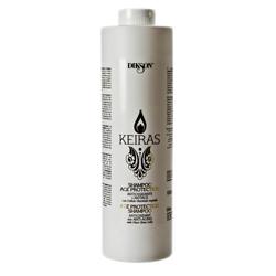 Dikson Keiras Shampoo Age Protection - Шампунь тонизирующий со стволовыми клетками 1000 мл