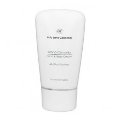 Holy Land Alpha Complex Multifruit System Hand & Body Cream - Крем для рук и тела 125 мл
