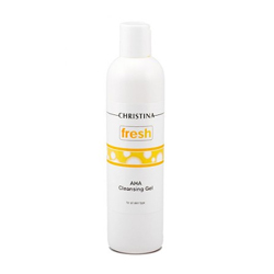 Christina Fresh AHA Cleansing Gel - Мыло с альфагидроксильными кислотами 300 мл