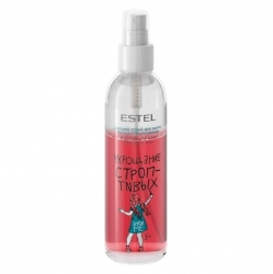 Estel Little Me Easy Combing Spray - Детский спрей для волос Лёгкое расчёсывание, 200 мл