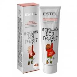 Estel Little Me Toothpaste Orange - Детская зубная паста со вкусом апельсина, 50 мл