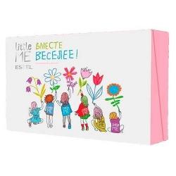 Estel Little Me Girl Set - Коллекция для девочек (шамп, гель , пенка д/ум, з/паста, бальз, пузыри)