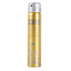 CHI Keratin Flexible Hold Hairspray - Лак для волос средней фиксации с кератином, 74 г
