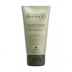 Alterna Bamboo Luminous Shine Conditioner - Кондиционер для сияния и блеска волос, 40 мл