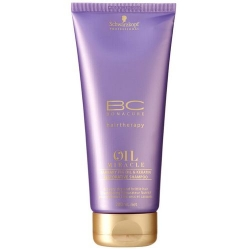 Schwarzkopf BC Bonacure Oil Miracle Barbary Fig Shampoo - Барбери Восстанавливающий шампунь, 200 мл