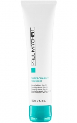 Paul Mitchell Super-Charged Moisturizer - Интенсивное увлажняющее средство для ухода за волосами, 150мл