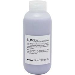 Davines Essential Haircare Love hair smoother - Крем для разглаживания завитка, 150мл