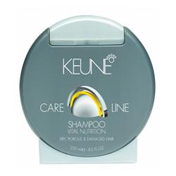 Keune Care Line Vital Nutrition Shampoo - Шампунь Основное питание 250 мл
