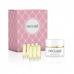 Declare Ultimate Skin Youth - Подарочный набор омолаживающих средств, 7х2,5+50 мл. Общий объем: 67,5 мл