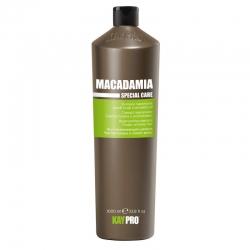 Kaypro Macadamia Special Care - Шампунь увлажняющий с маслом макадами, 1000 мл