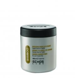 Echos Line Bamboo Marrow Mask - Маска с экстрактом бамбука для сухих и поврежденных волос, 1000 мл